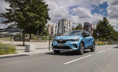 Το νέο Renault Captur Plug-In Hybrid ενώνει δύο κόσμους