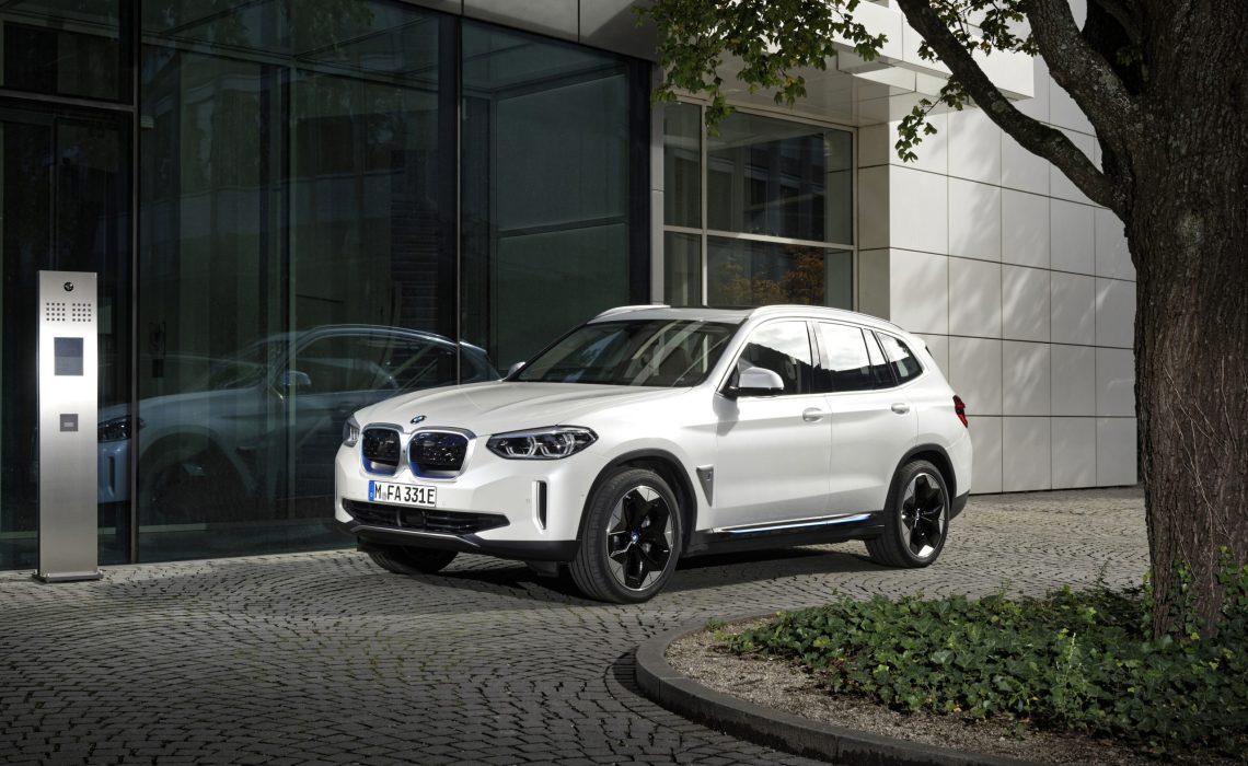 BMW iX3: Το πρώτο ηλεκτρικό SUV της BMW!