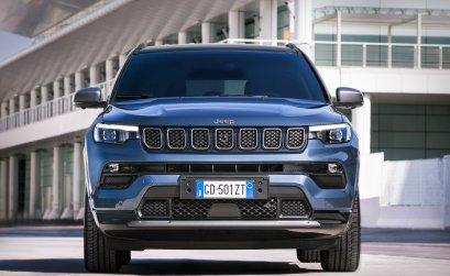 Στην Ελλάδα το νέο Jeep Compass με τιμή από 22.900 ευρώ