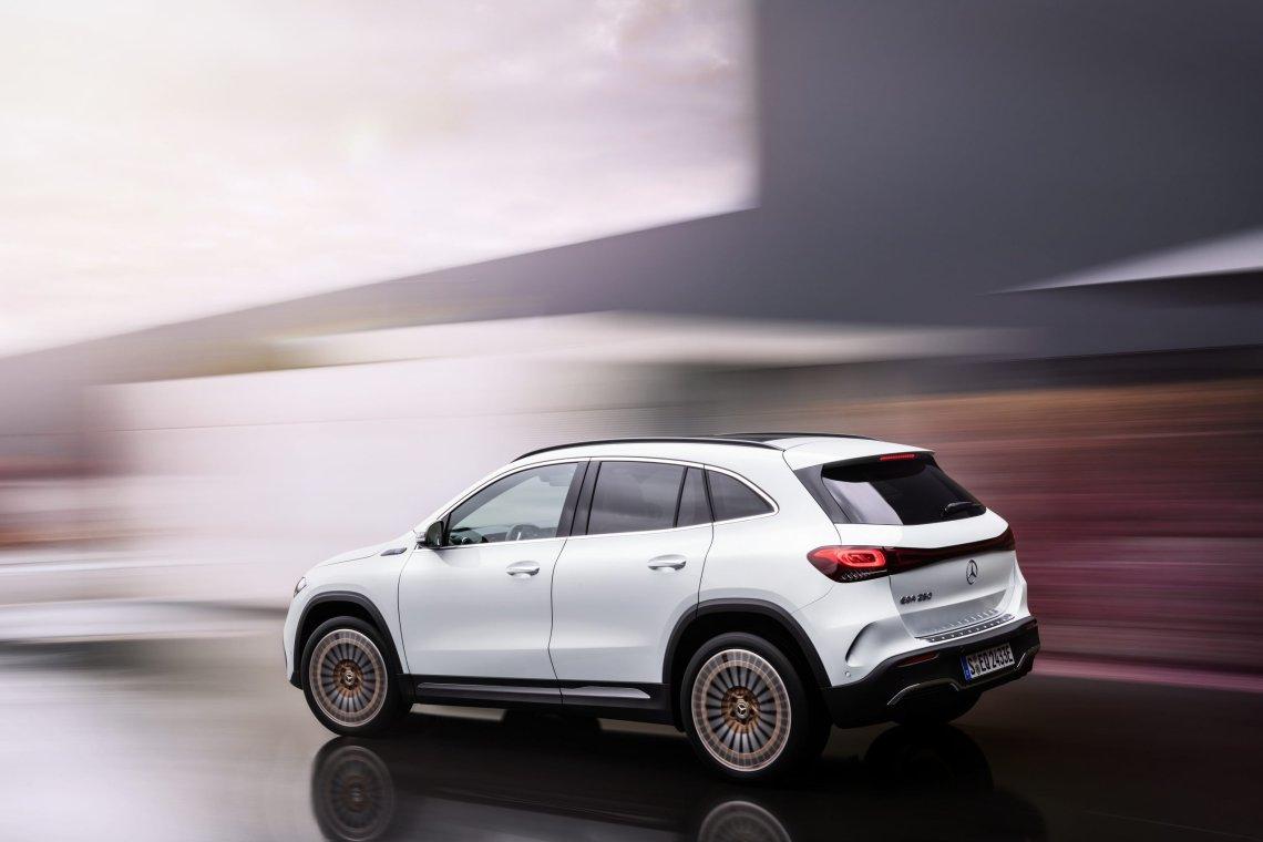 Mercedes-Benz EQA: Το μέλλον είναι συμπαγές!