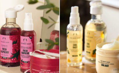 The Body Shop: Δύο νέες σειρές περιποίησης σώματος με άρωμα καλοκαιριού - itravelling.gr