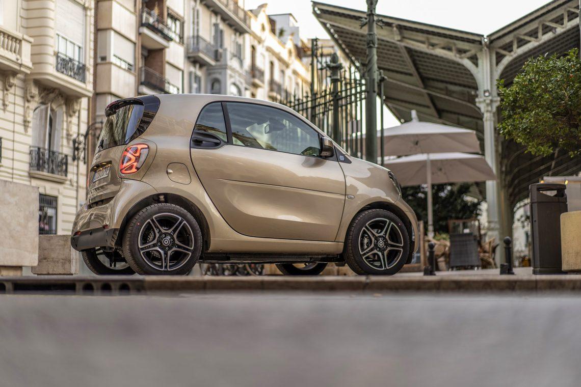 smart EQ fortwo: Ο πιο έξυπνος τρόπος για να κινηθείς στην πόλη!