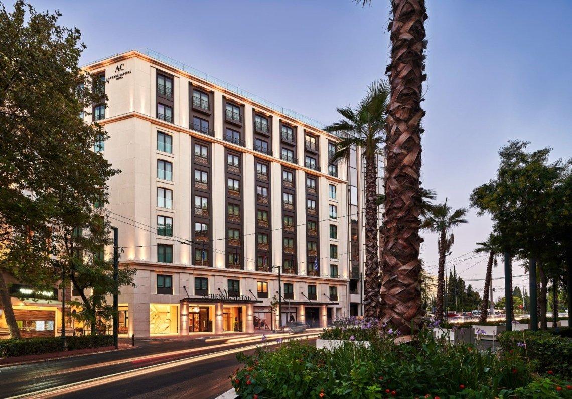 Ταξίδι ευεξίας στο Athens Capital Hotel-MGallery Collection με Face Yoga - itravelling.gr