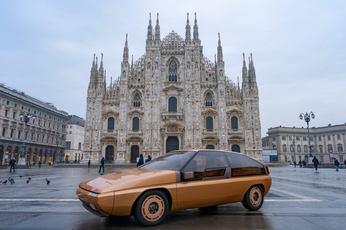 Mazda: 60 χρόνια ιταλικής επιρροής στο Design