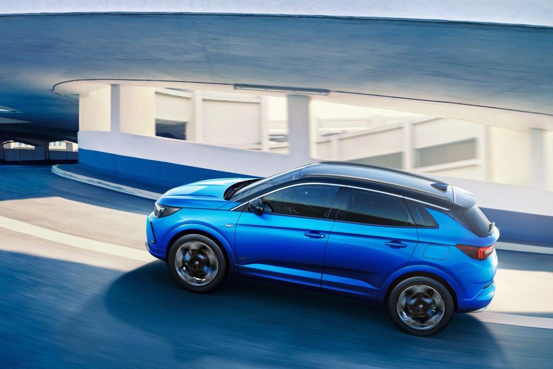 Το νέο Opel Grandland αποκαλύπτεται!