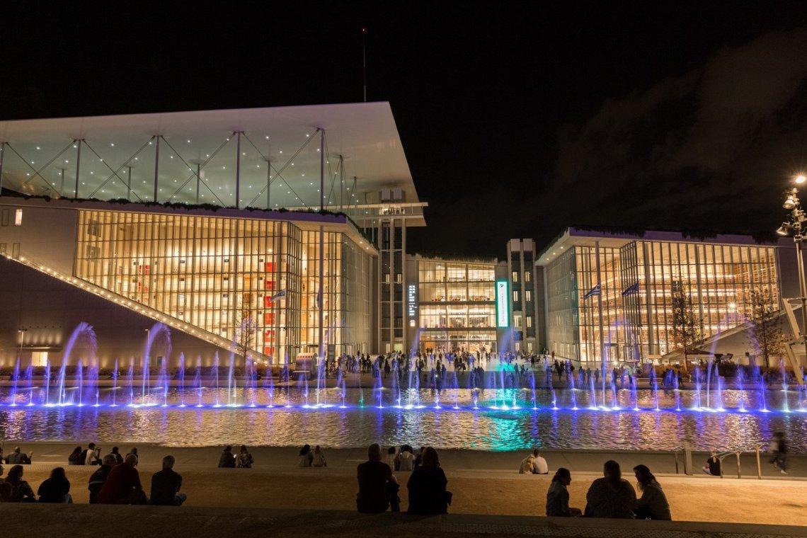 Χορογραφημένα Σιντριβάνια: Ξεκινάει το μουσικό υπερθέαμα στο ΚΠΙΣΝ - itravelling.gr