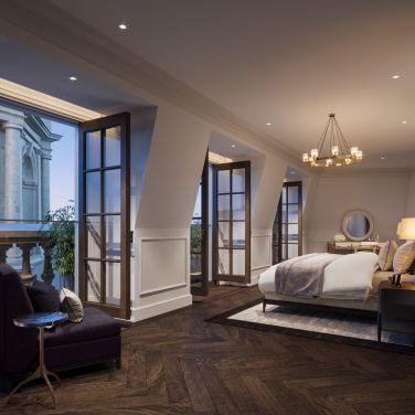 To ιστορικό κτήριο Old War Office του Λονδίνου μετατρέπεται σε πολυτελείς κατοικίες και ξενοδοχείο με την υπογραφή Raffles - itravelling.gr
