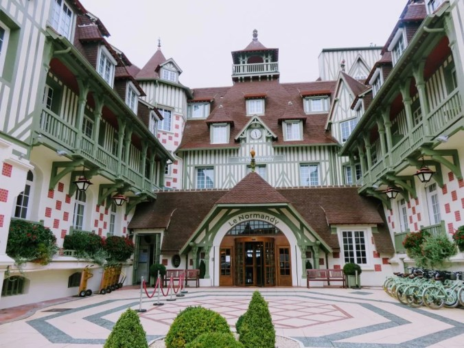 Normandy hotel - Deauville Normandy
