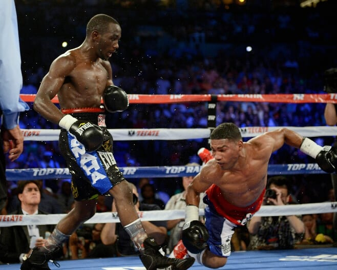Boxing Ring Wallpaper Hd Crawford Jean Announced For October 24th Inside The