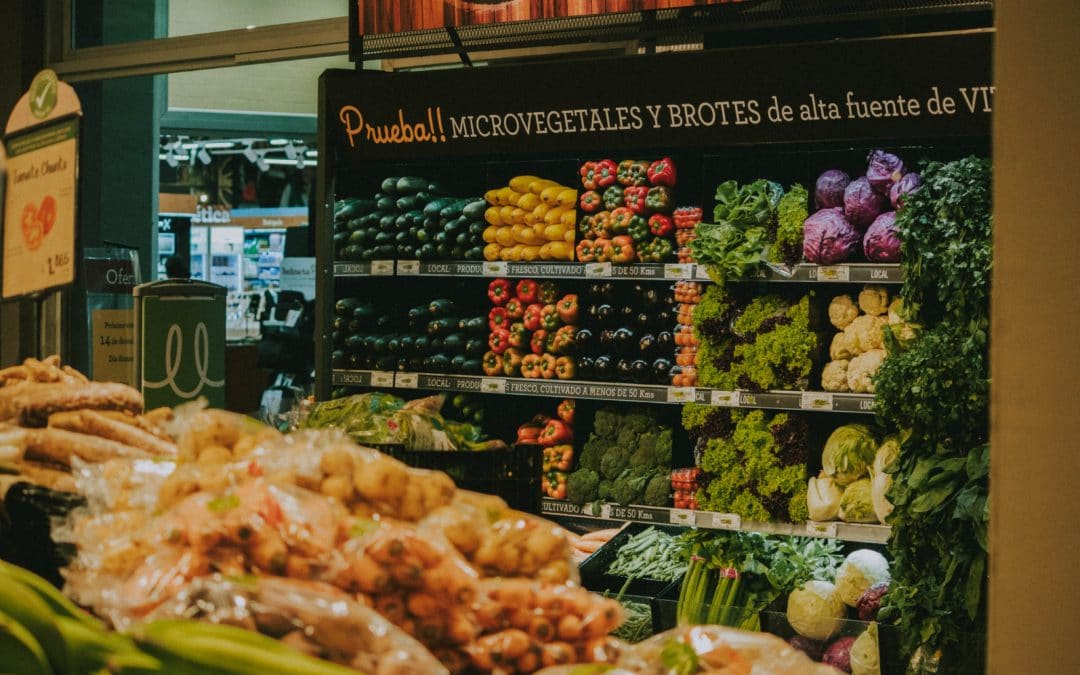 Reflection of 2020 for the Grocery Industry going into 2021