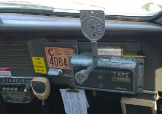 Taxi - Radio & Fare Meter