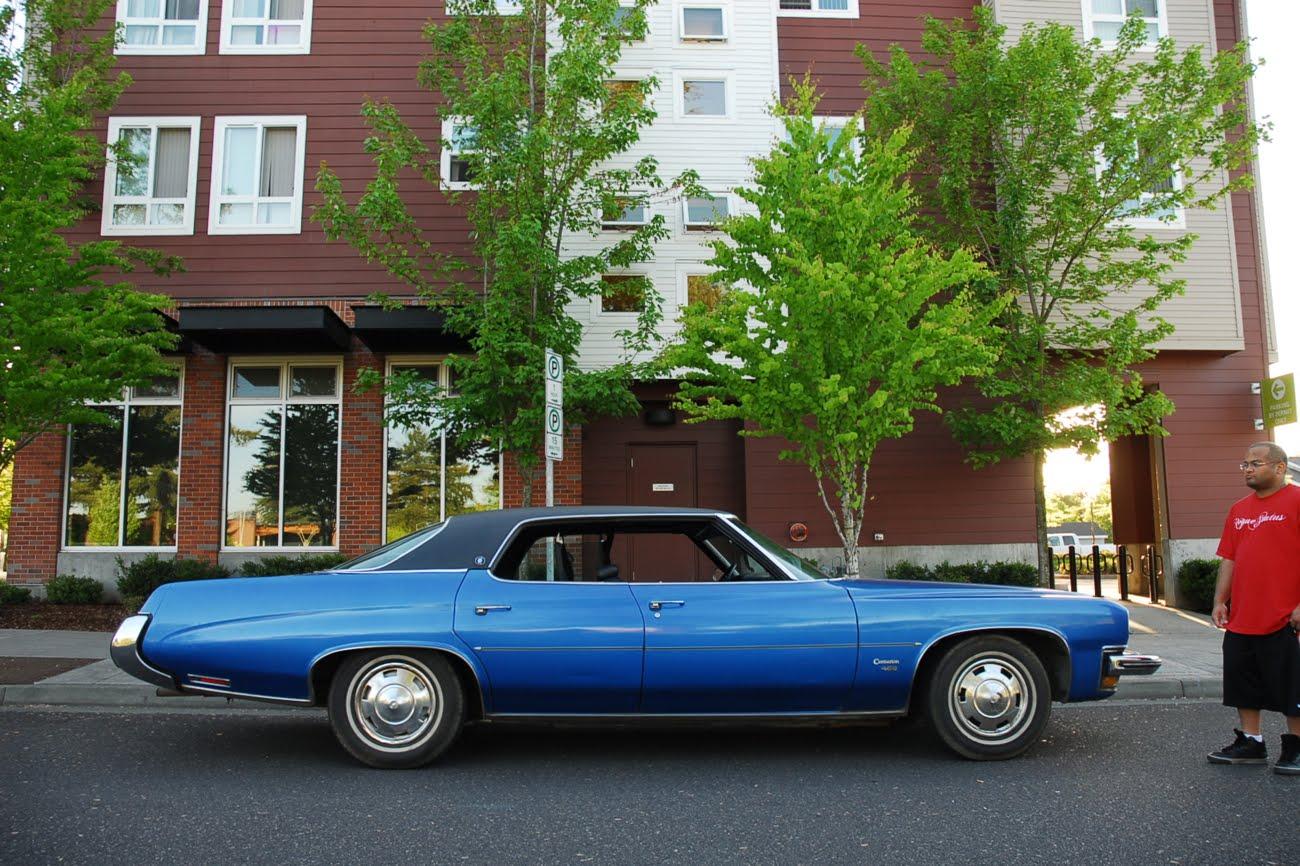 1971 1973 Buick Centurion Vs 1971 1973 Buick LeSabre It
