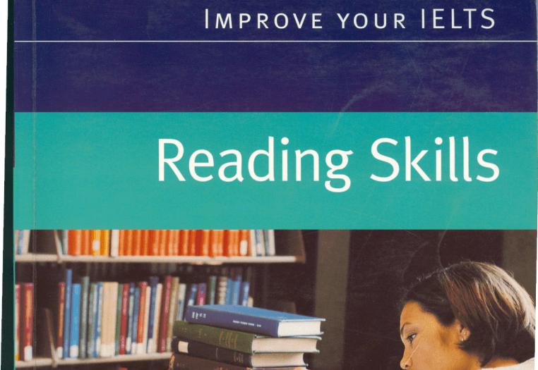 sách tự luyện reading ielts