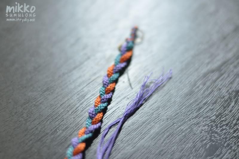 I Try DIY | Braided Friendship Bracelets