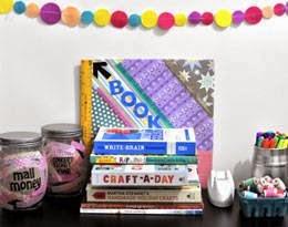 I Try DIY | CandyMag.Com: DIY Desk Book Meter