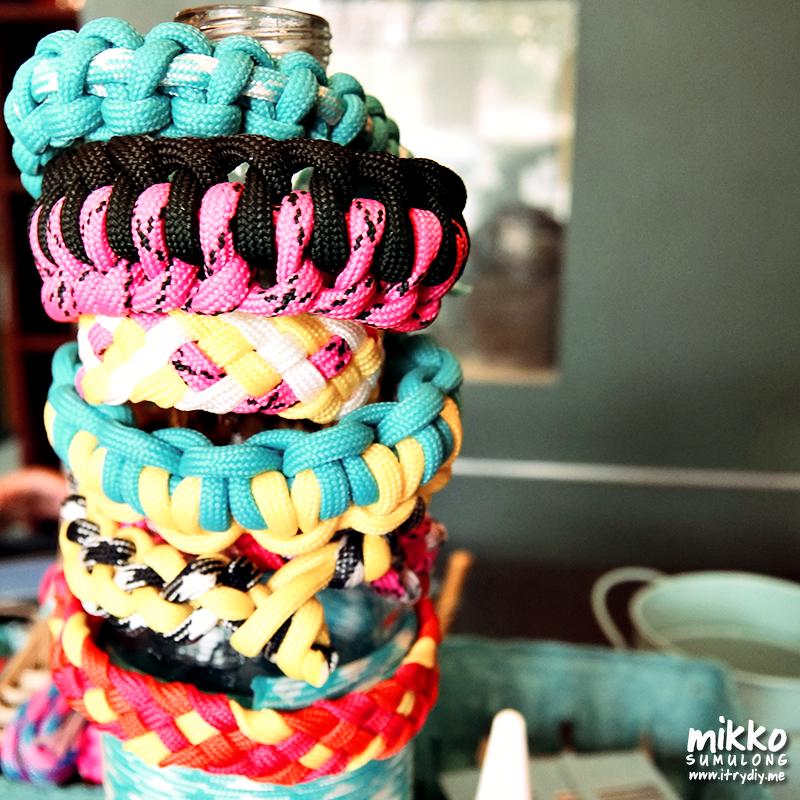 I Try DIY | Paracord Bracelet Workshop