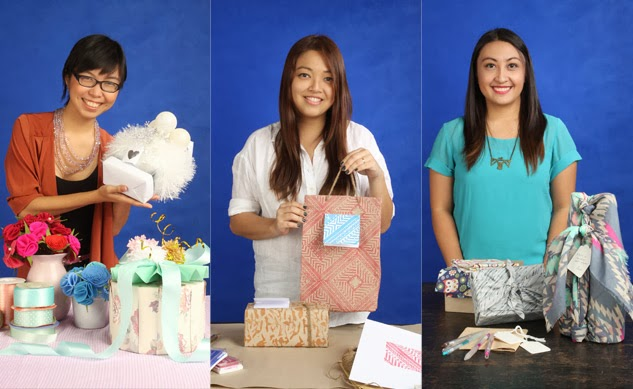 I Try DIY | Stylebible.Ph: Gift Wrapping Ideas