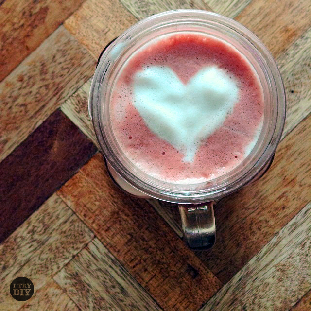 I Try DIY | Red Velvet Mocha