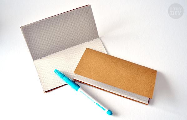 I Try DIY   DIY Notebooks