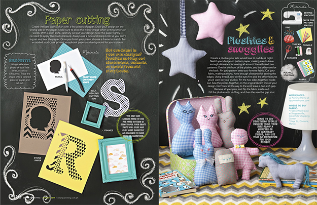 I Try DIY | I Try DIY writes for Smart Parenting August 2014