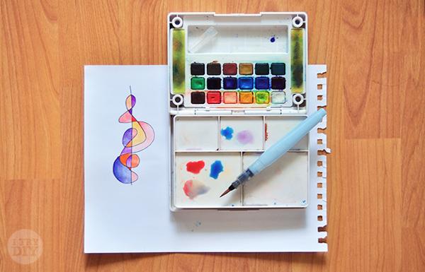 I Try DIY | Mikko Tries Making Art