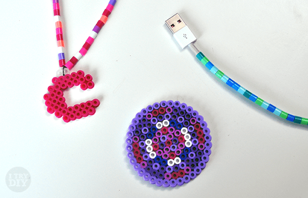 I Try DIY | What to do with Fuse Beads