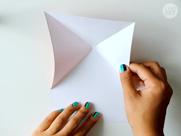 I Try DIY | How to Fold a Love Letter into an Origami Heart