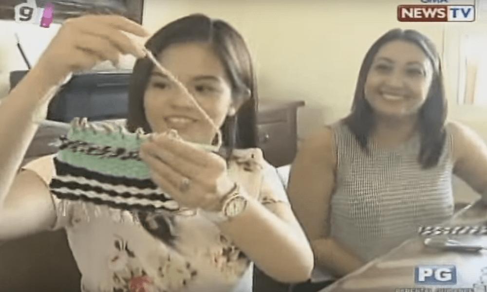 I Try DIY | GMA's Good News: The Basics of Weaving Workshop