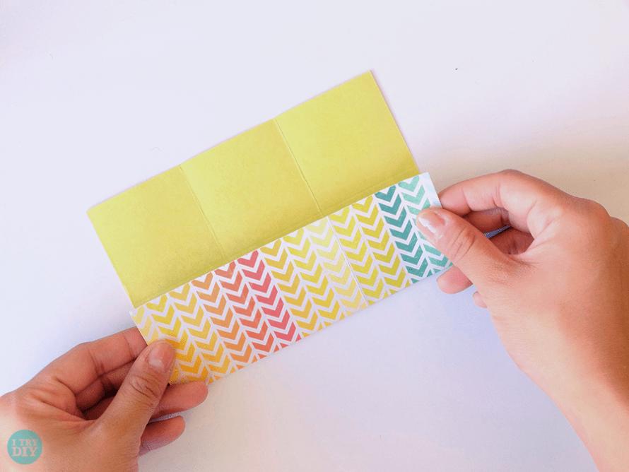 I Try DIY | Origami Square Envelope
