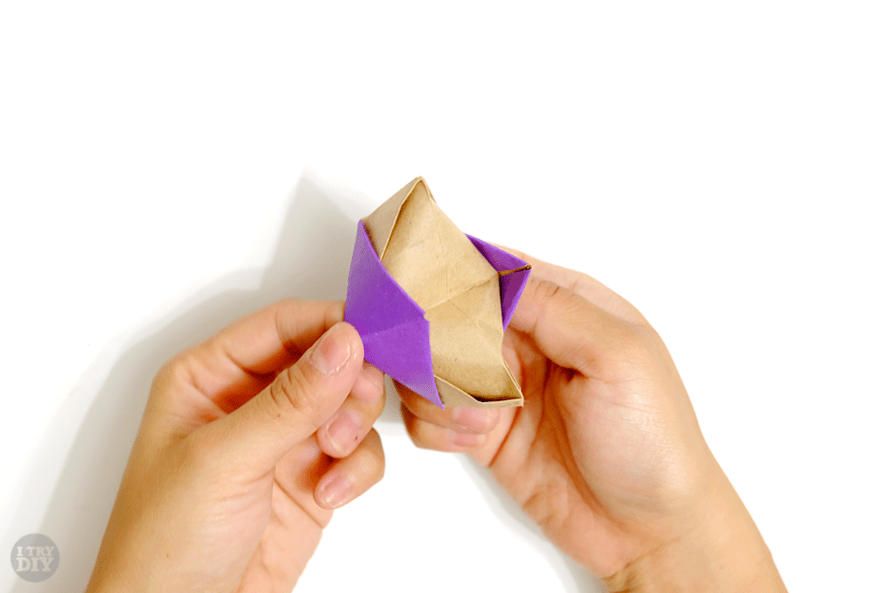 I Try DIY | Origami Easter Egg Stand