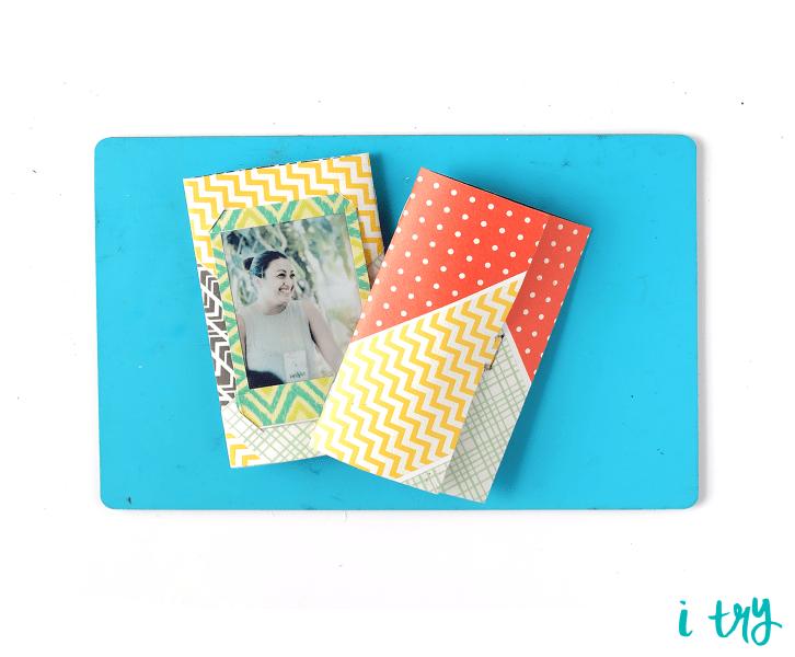 #InstaxAndCrafts Pocket Notebook