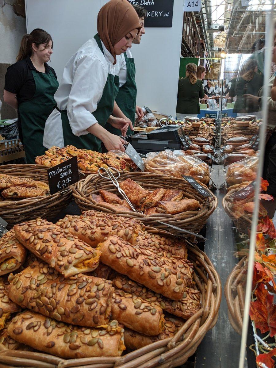 Veggie World Düsseldorf 2019 - the Dutch Vegan Bakery