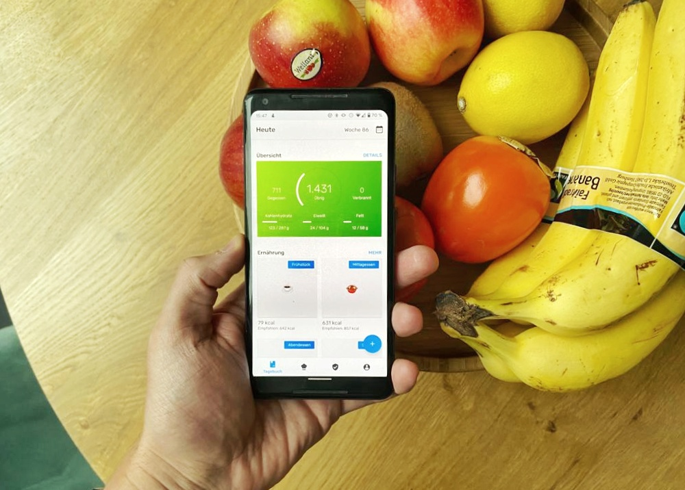 Wohlfühl - Challenge - Vegan - Sport - Ernährung - Start 2020 - Yazio