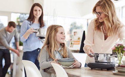 Für selbstständige Kochberater eröffnen sich interessante Berufs- und Karrierechancen - bei freier Zeiteinteilung.