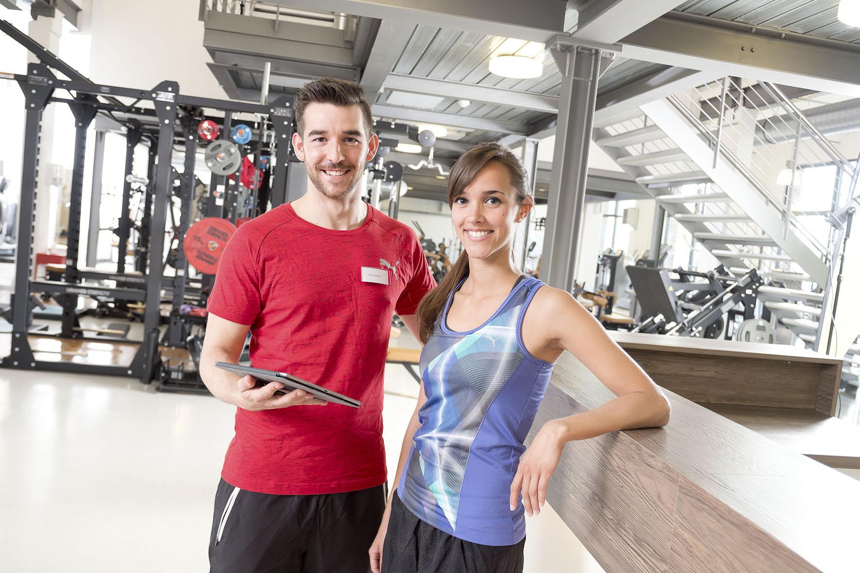 Karriere im boomenden Fitnessmarkt