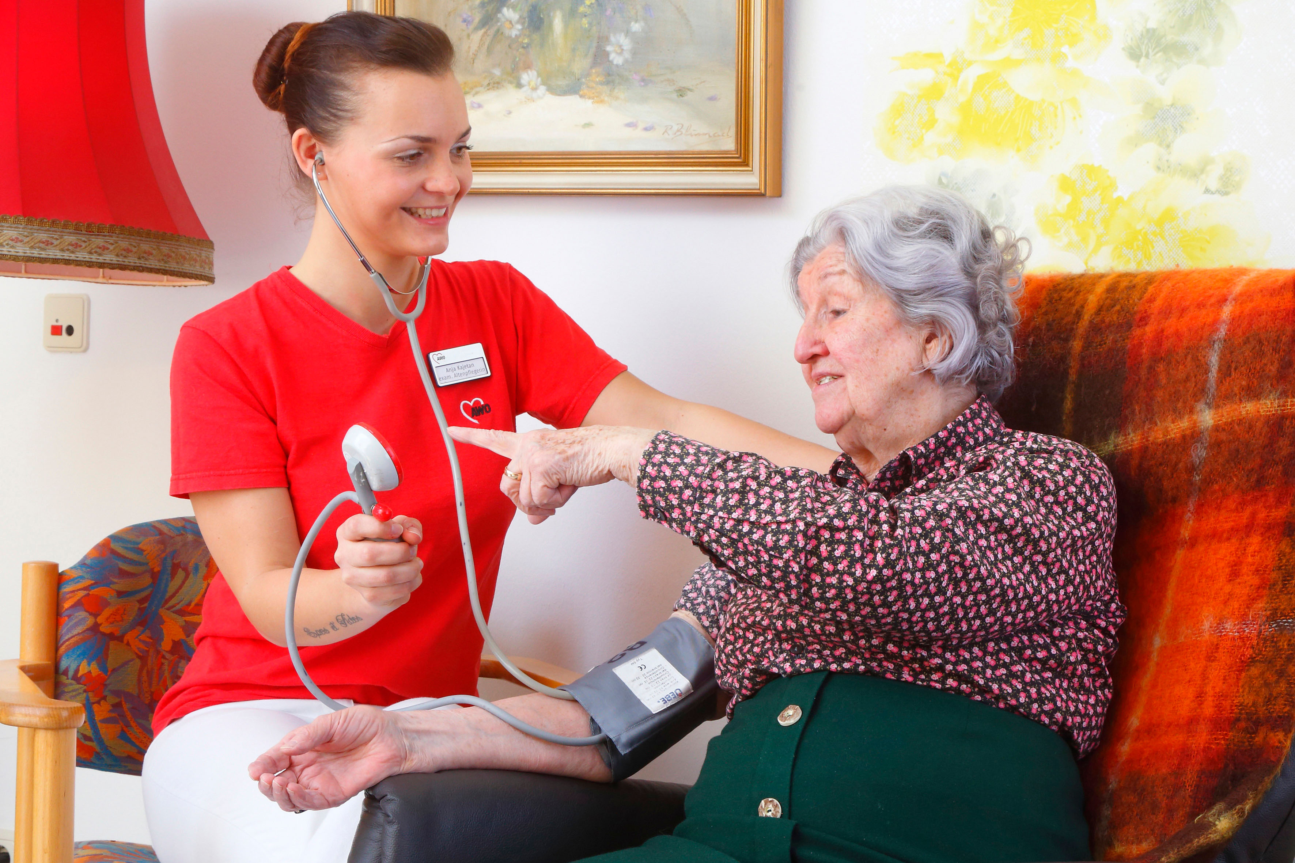 Betreuung braucht Menschen mit Herz und Verstand