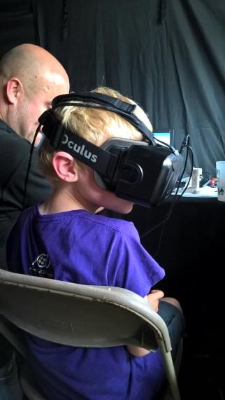 VR (photo Nick Cooper)
