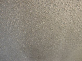 Old pop corn ceiling