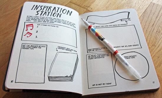 map my style,book,illustration,fashion,fashion book