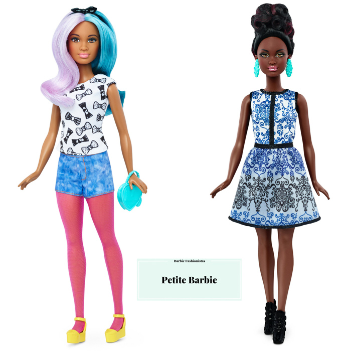 Curvy Barbie,Barbie body shapes,petite barbie,tall barbie, barbie, original barbie, barbie doll, doll, body shapes, body proportions, body image, fashion, toy, barbie fashionistas