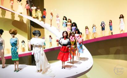 Barbie Exhibition, Les Arts Décoratifs, Paris, Barbie, Barbie Doll, Fashionista Barbie, Blogger, Exhibition, Fashion Exhibition, Exhibit, Mattel,