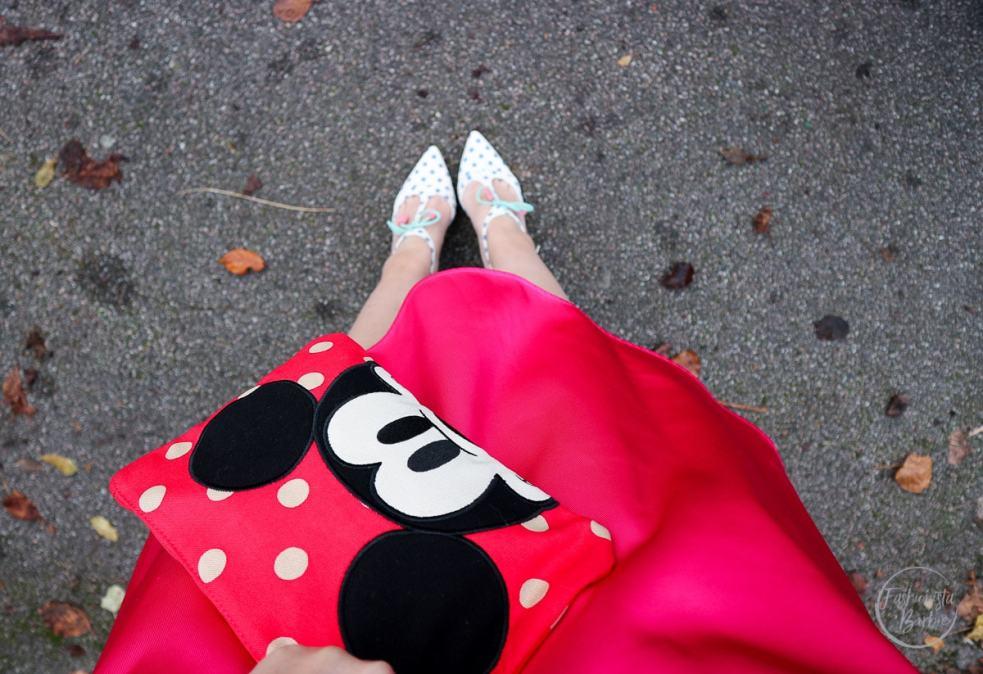 Disney, Cath Kidston, Disney x Cath Kidston, Mickey Mouse, Minnie Mouse, Fashion, Fashionista Barbie, Top Fashion Blogger, UK Blogger, Style Post, Limited Edition, Fun