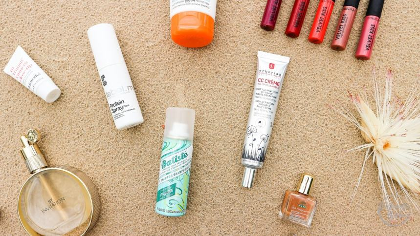 holiday beauty, beauty, beauty blogger, beauty essentials, winter sun, collection love, cc creme, nuxe, batiste, garnier,michael buble , matalan