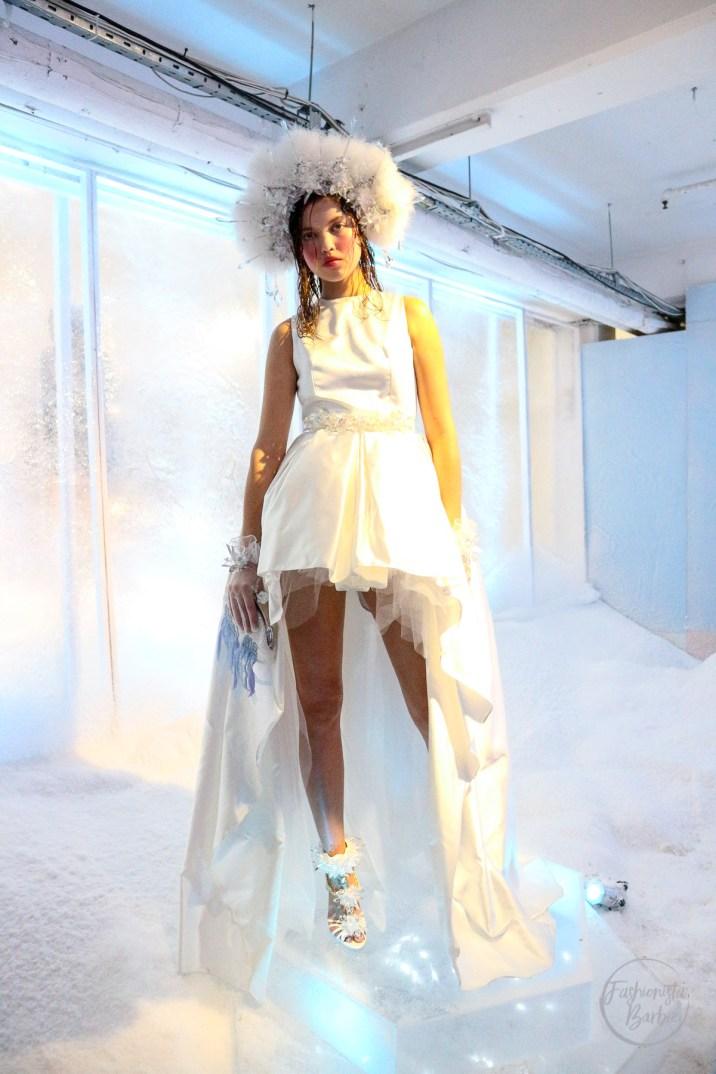sophia webster aw17, sophia webster, ice queen, aw17, lfw, london fashion week, inside sophia webster lfw presentation, designer shoes, designer bags, designer heels