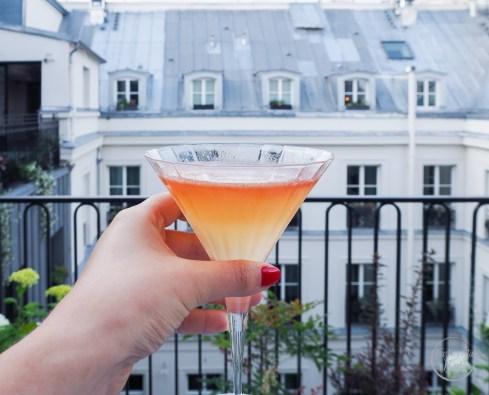 Paris, Paris Cocktails, Where To Have Cocktails In Paris, Cocktails, Paris Bars, Hotel des Grands Boulevards,