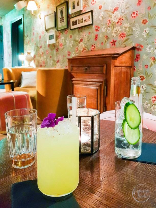 Paris, Paris Cocktails, Where To Have Cocktails In Paris, Cocktails, Paris Bars, The Hoxton,