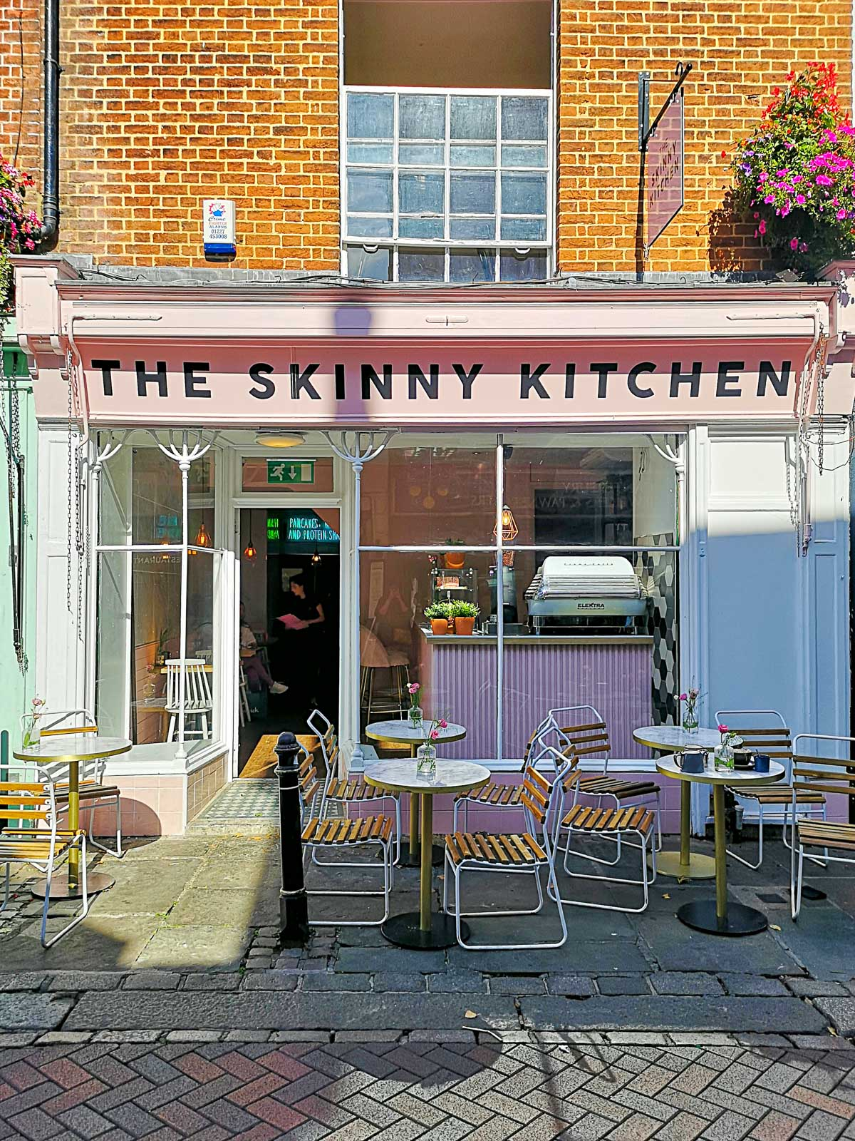 Kent Life: The Skinny Kitchen. Canterbury - It's A Danielle Life