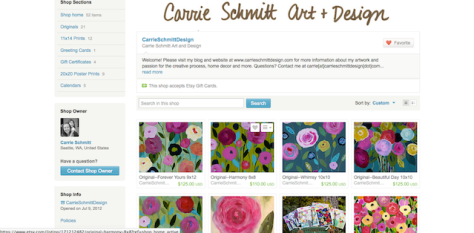 2013 Holiday Gift Guide: Carrie Schmitt