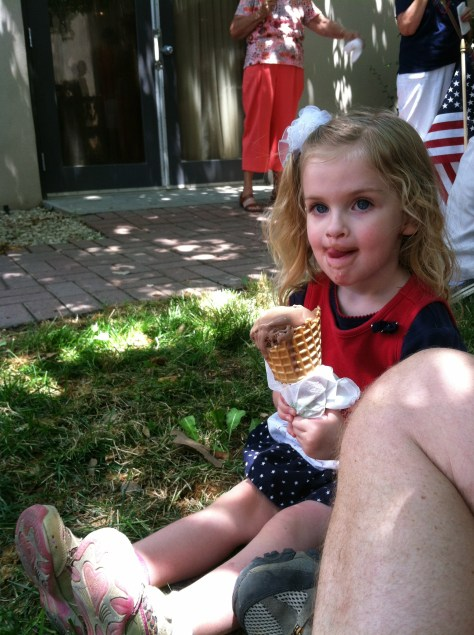 Fourth of July Photo Time Capsule