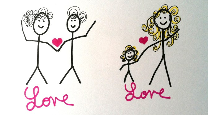 Stickman Drawing Challenge Day 2: Love